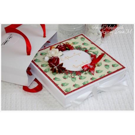 Подарочный сертификат новогодний