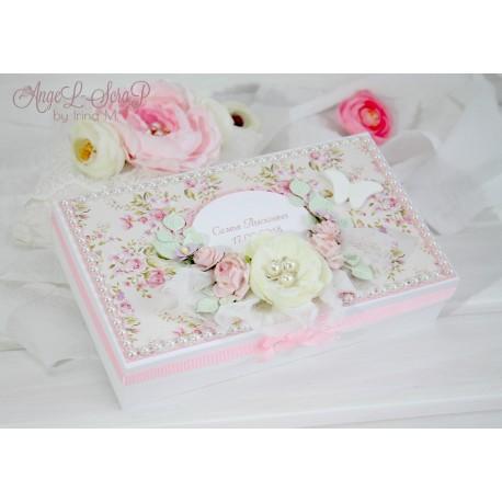 Свадебная коробочка для денег (казна)
