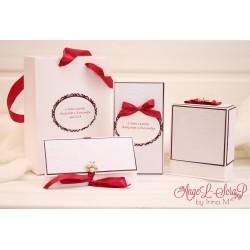 Подарочный комплект на свадьбу