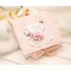 Коробочка для денежного подарка или сертификата на свадьбу