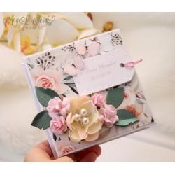 Коробочка для денежного подарка или подарочной карты
