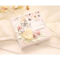 Коробочка для денежного подарка, подарочной карты, сертификата