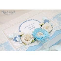 Коробочка-сюрприз для невесты от подружек